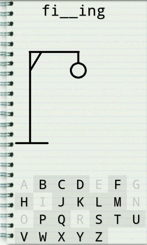 Hangman - Screenshots - 1